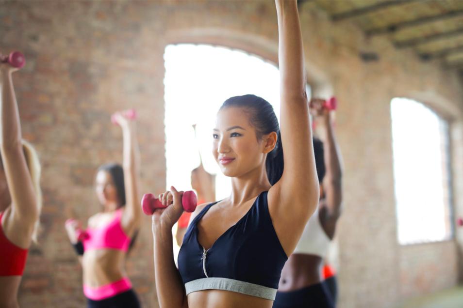 Gemeinsam zum Fitness- und Gesundheitsziel 2020