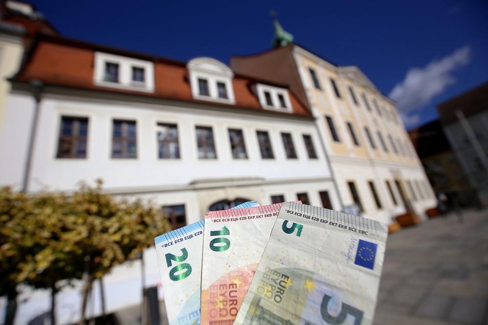 Laut einer Umfrage wünschen sich Einwohner von Radeberg eine attraktivere Innenstadt. Laut Entwicklungskonzept kostet die Umsetzung mehr als eine Million Euro.