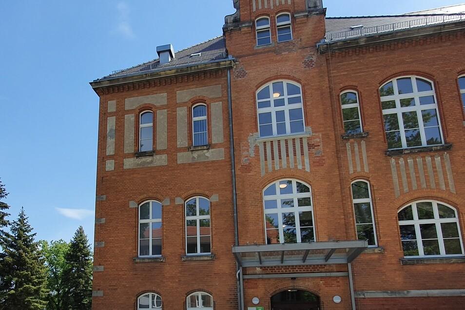 ... des Görlitzer Klinikums.