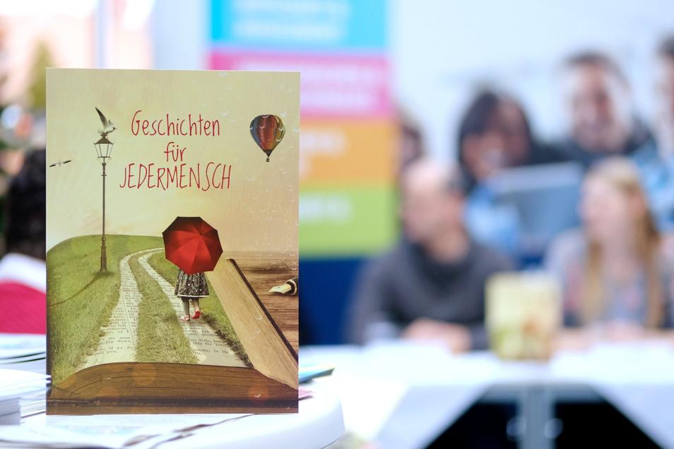 """""""Geschichten für Jedermensch"""" – verfasst von angehenden Heilerziehungspflegern der Meißner Euro-Akademie."""