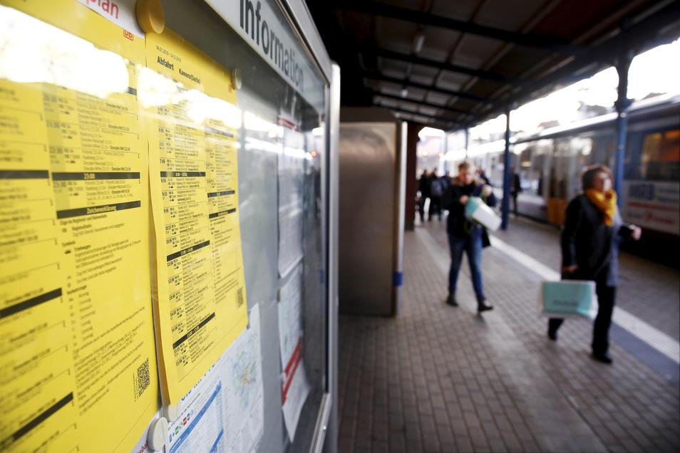 Aufgrund der Corona-Pandemie gibt es bei den Fahrplänen für Bahnen und Busse mehrere Abweichungen.