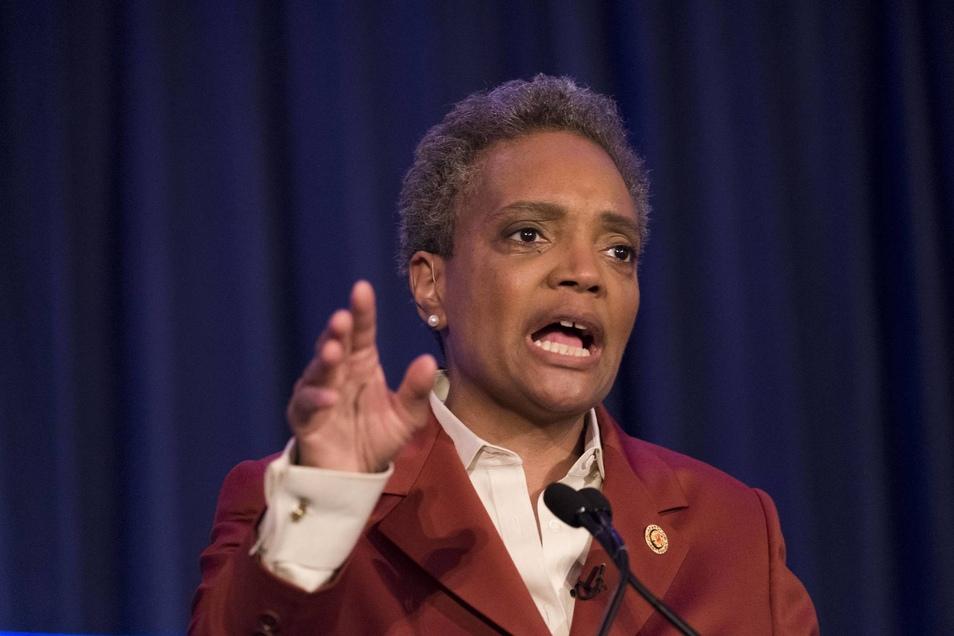 Afroamerikanisch, homosexuell, progressiv: Lori Lightfoot will Chicago wieder lebenswert machen.