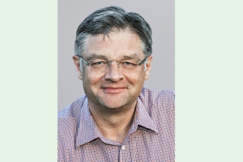 Holger Zastrow tritt für die FDP an. Er will Menschen unterstützen, die nicht nur reden, sondern handeln.