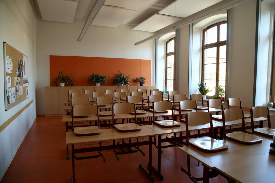 Die Konsultationen werden in kleineren Gruppen in bestimmten Klassenzimmern stattfinden. Welche, das richtet sich nach Fragen wie: Wo lassen sich die Abstandsregelungen am besten umsetzen? Wie lässt sich der Weg vom Eingang zum Klassenzimmer möglichst kur
