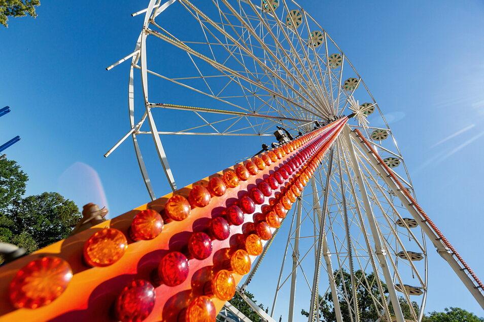 In Kreischa soll Anfang September wieder ein Jahrmarkt stattfinden - ohne Einschränkungen, hofft man im Rathaus.