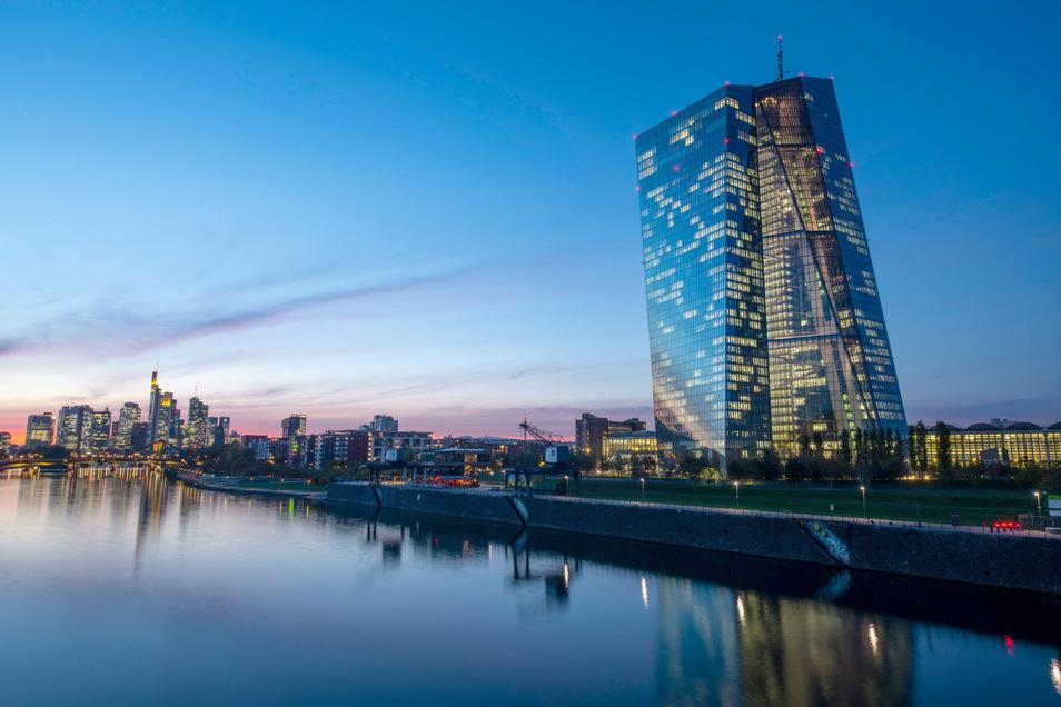 Die Europäische Zentralbank belässt den Zins bei null Prozent.