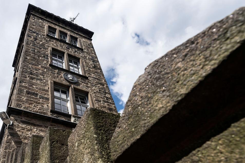 Die Gaststätte auf dem Valtenberg bei Neukirch/Lausitz sollte ab dem 1. Januar 2022 eine neue Wirtin bekommen. Doch daraus wird nichts.
