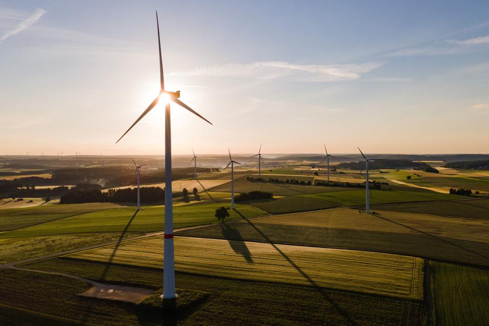 Können im 80 Quadratkilometer großen Gemeindegebiet von Leisnig noch Windkraftanlagen gebaut oder modernisiert werden? Diese Frage lässt die Kommune klären.