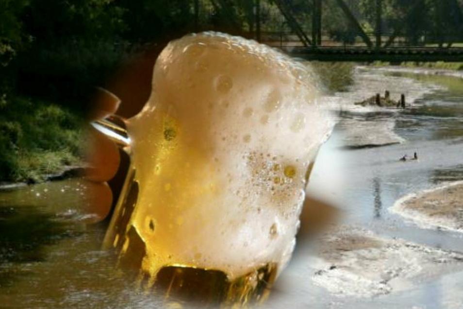 Kann Bier der Spree zu neuer Klarheit helfen?
