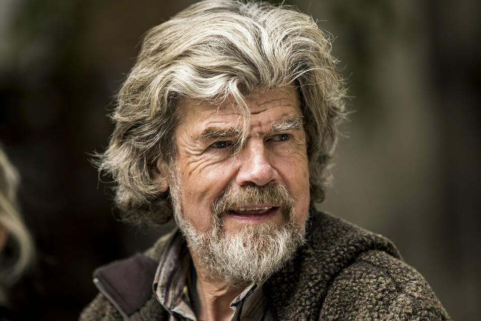 Reinhold Messner will sein Wissen in einem neuen Film der neuen Bergsteigergeneration vererben.