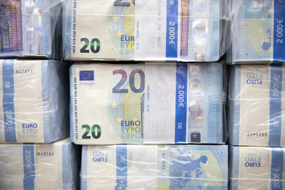 Fast 90 Prozent der Deutschen sagen, sie könnten sich ein Leben ohne Bargeld nicht vorstellen.
