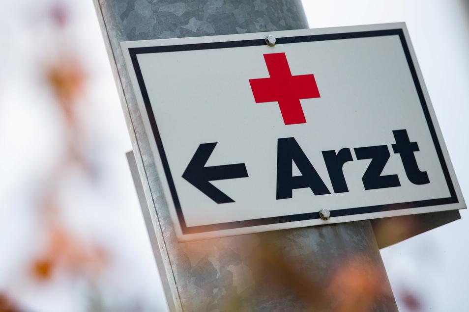 """Ein """"falscher"""" Arzt ist in Leipzig aufgeflogen."""