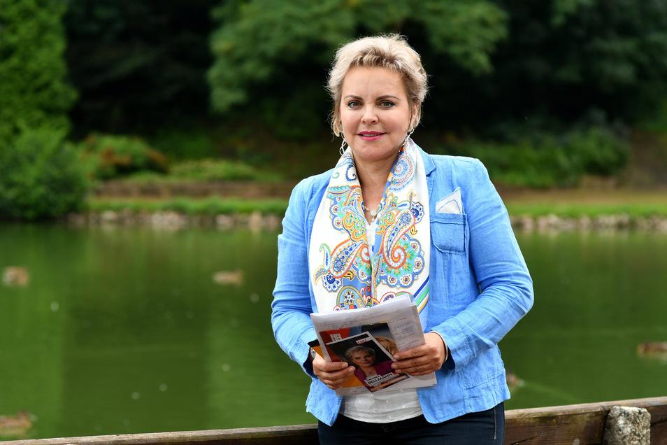 Veronika Bellmann ist seit 2002 Mitglied des Deutschen Bundestags. Seit 1990 ist sie zudem Mitglied der CDU.,