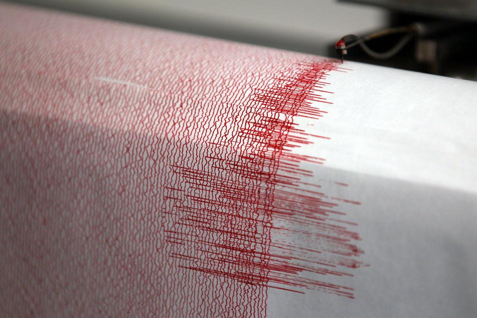 Das Erdbeben wurde am Donnerstag um 19.06 Uhr registriert. Die Stärke betrug nach ersten Auswertungen 2,7 - das war minimal weniger als der Wert vom 2. Januar, als die Erde in der Gegend schon einmal spürbar gebebt hatte.