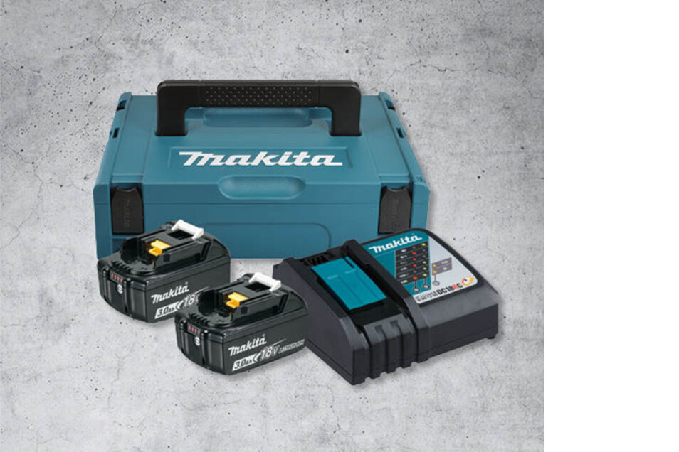 Makita Power-Source-Kit Li 18 V