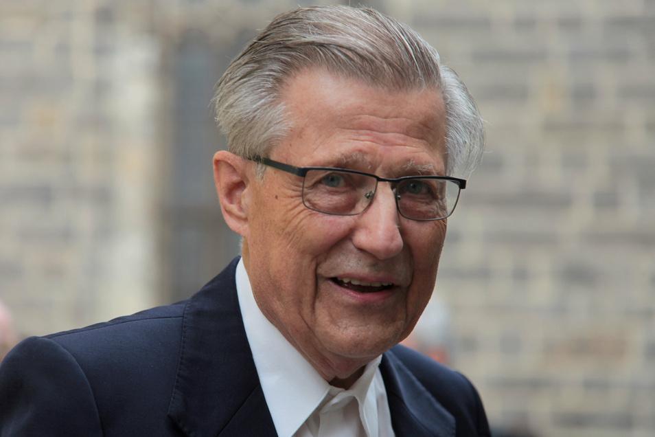 Günter Hartmann aus Rosenthal-Bielatal.