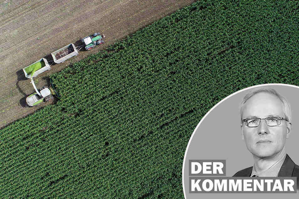SZ-Redaktuer Georg Moeritz kommentiert die Einigung der EU zur Agrarreform.