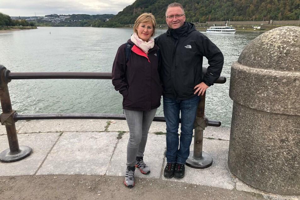 Elena und Uwe Alt wollten dem tristen Alltag in ihrer Heimat entfliehen.
