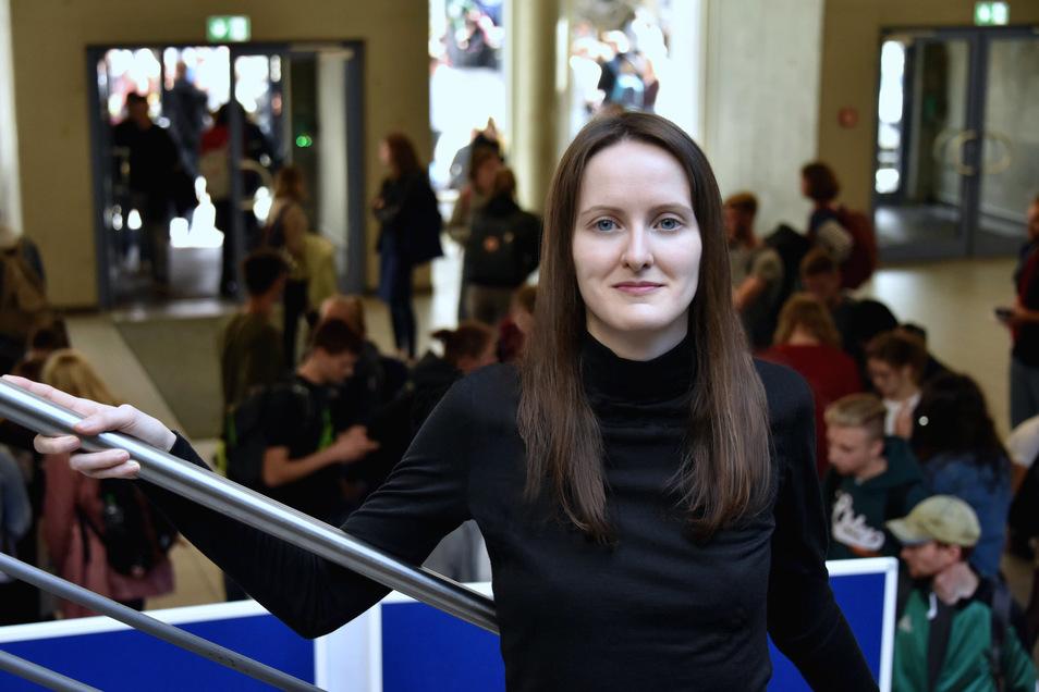 Katja Salomo ist Soziologin, stammt aus Liebstein in Sachsen und hat eine Aufsehen erregende Studie vorgelegt.