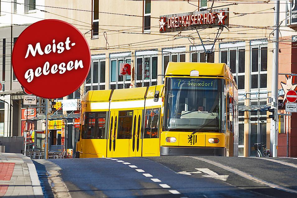 Für einen Euro pro Tag das ganze Jahr Bus und Bahn durch Dresden fahren, kostet Millionen.