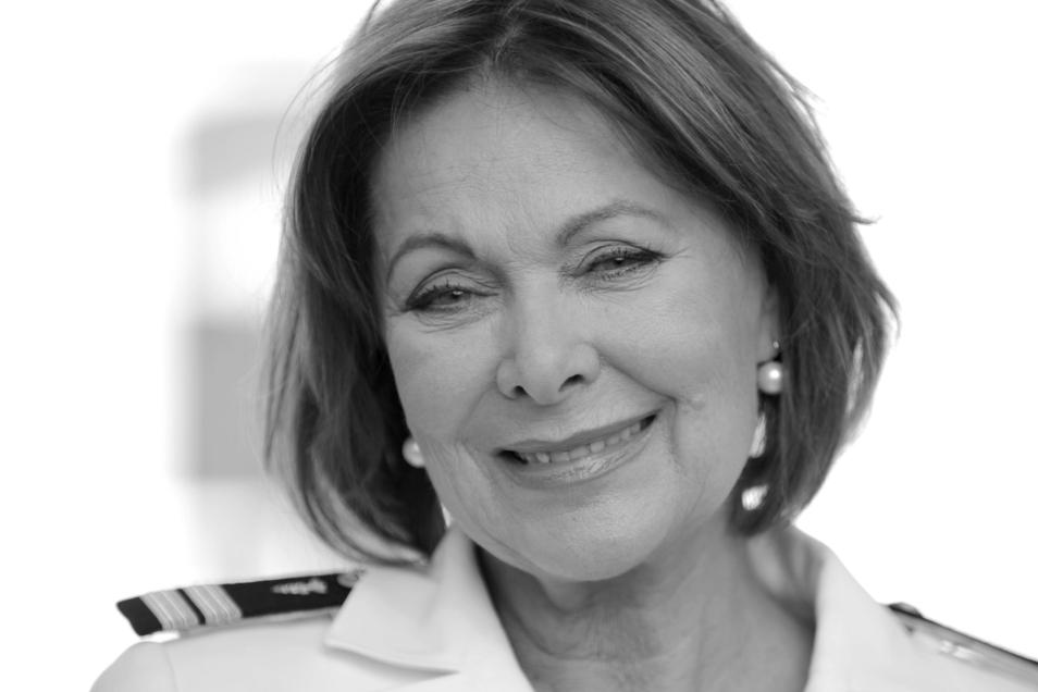 Heide Keller spielte die Chefstewardess Beatrice in der ZDF-Serie Traumschiff.