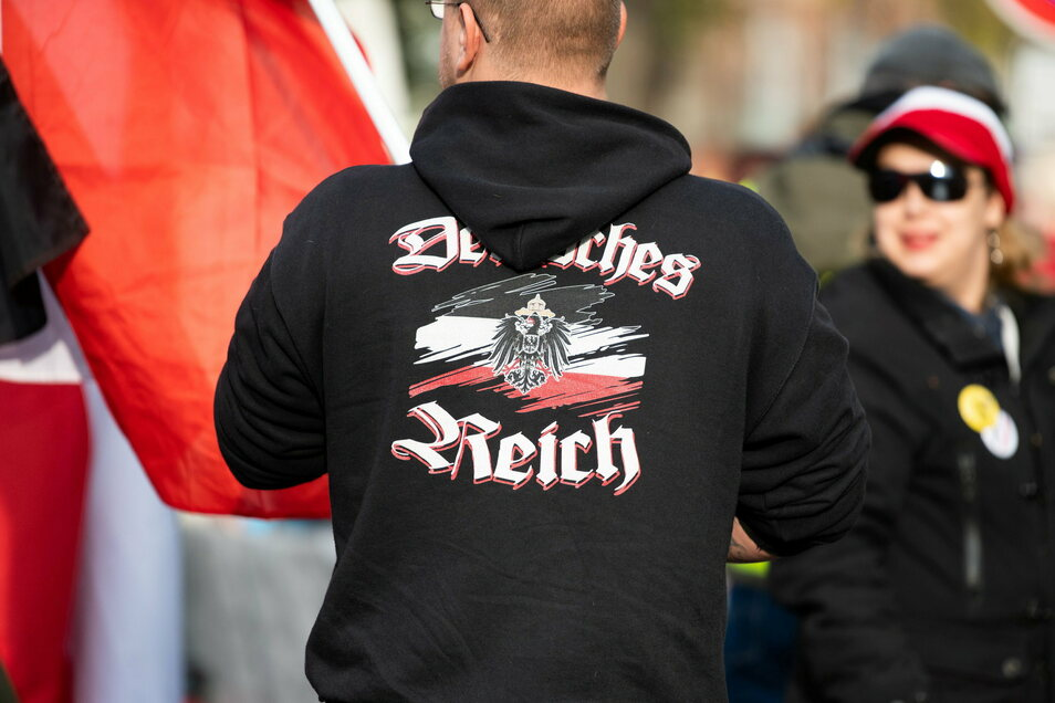 An mindestens 23 festen Orten in Sachsen treffen sich Rechtsextreme regelmäßig.