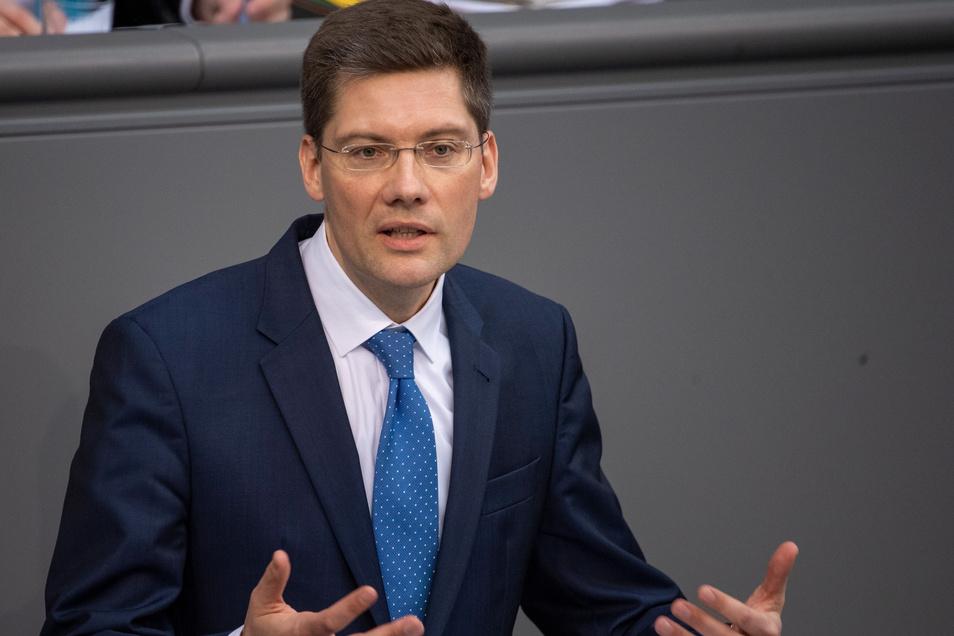 Christian Hirte (CDU)ist Beauftragter der Bundesregierung für die neuen Bundesländer.