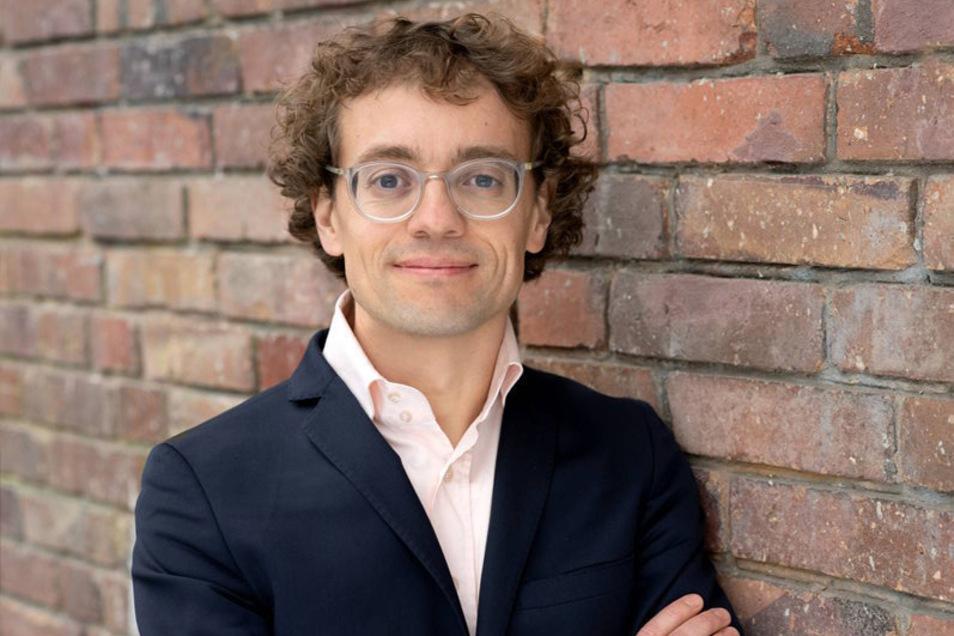 Prof. Dr. Simon Meier-Vieracker von der Technische Universität Dresden.