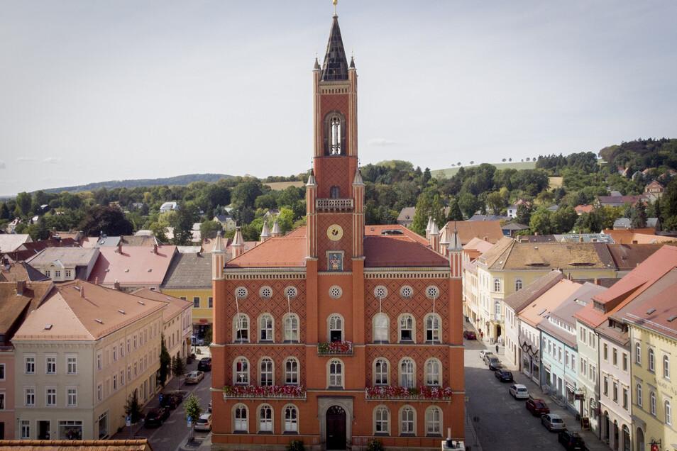 Im Rathaus Kamenz gab es Montagmorgen eine Krisensitzung, um nächste Schritte in der Coronavirus-Krise festzulegen.