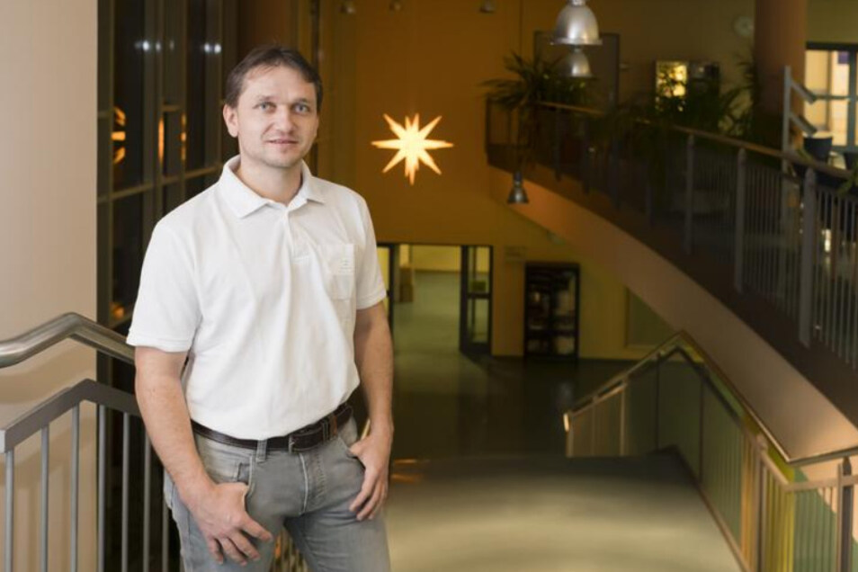 Dr. Sebastian Wolf wird zum Thema Thrombose und Lungenembolie sprechen.