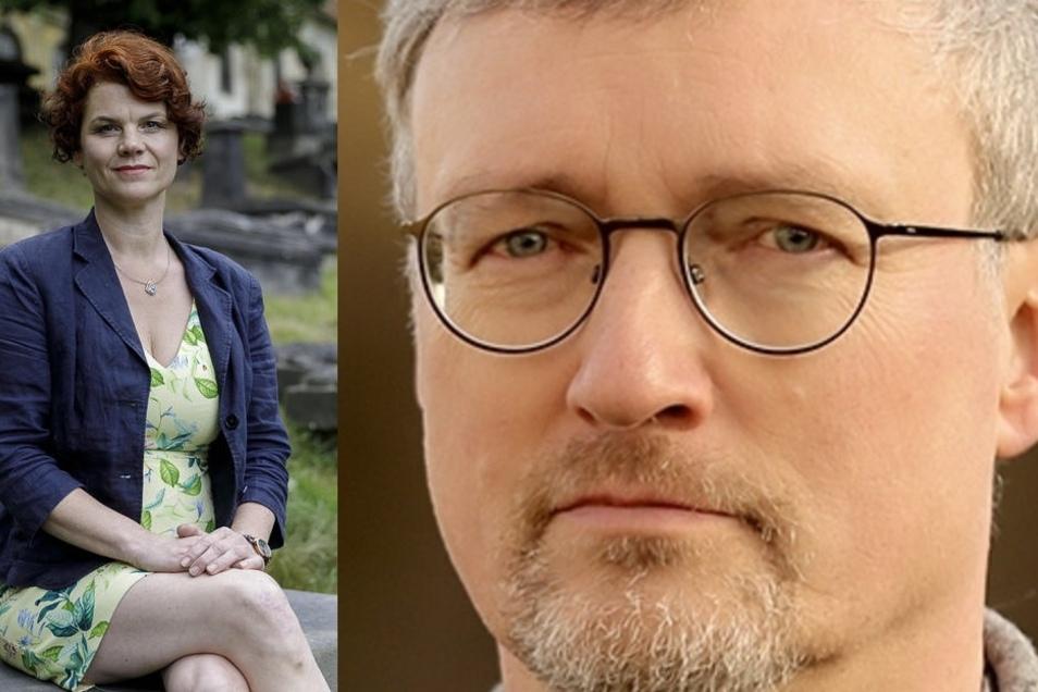 Doris Bach und Henning Scheinpflug