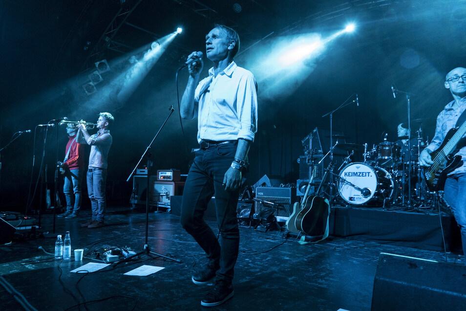 Der Auftritt der Brandenburger Band Keimzeit wird der Höhepunkt am Wochenende.
