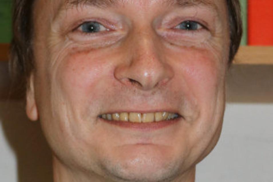 Volker Otte (52), Görlitz, Naturforschende Gesellschaft der Oberlausitz