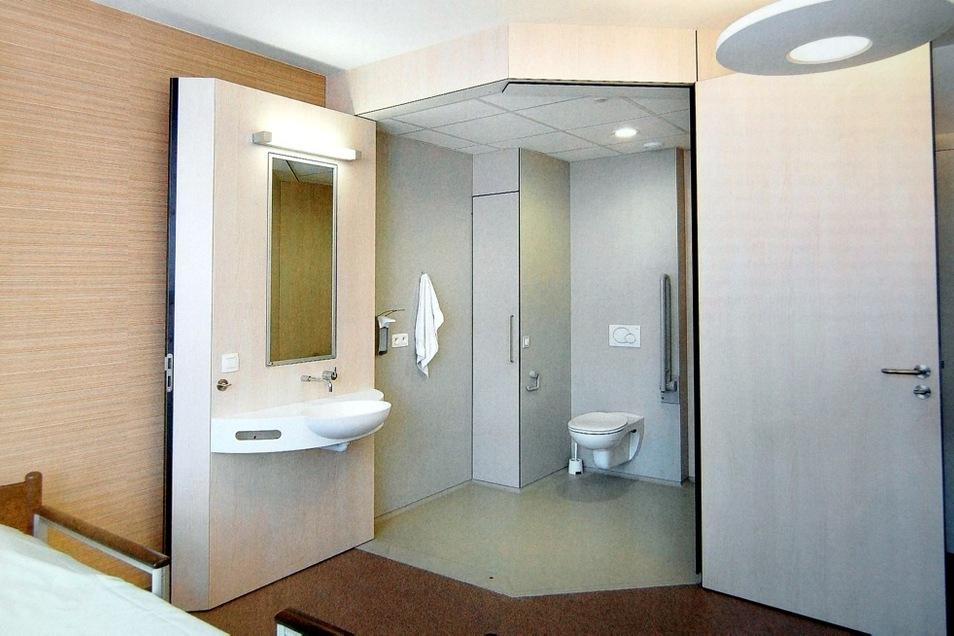 Ein belgisches Unternehmen wird solche etwas ungewöhnlichen Bäder einbauen. Sie werden über drehbare Wände mit eingebauten Waschbecken verfügen.