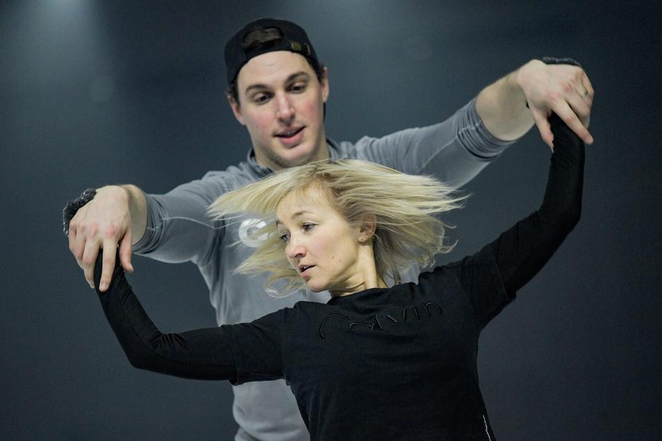 Aljona Savchenko und Bruno Massot beenden gemeinsam ihre Karriere.