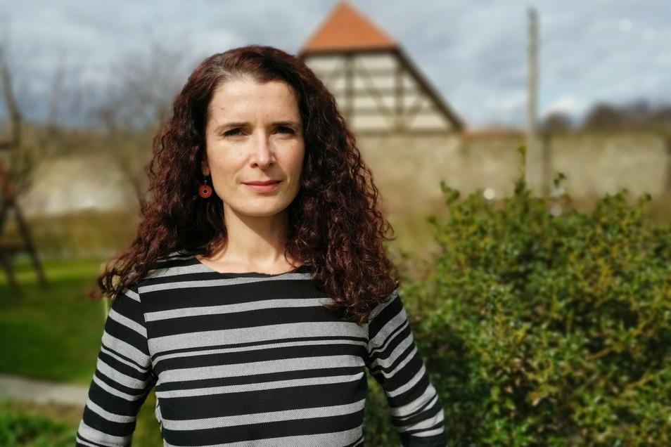 Die ehemalige Nossenerin Karin Beese wird für Bündnis 90/Grüne in das Rennen um das Bundestagsdirektmandat 2021 im Wahlkreis Meißen gehen.