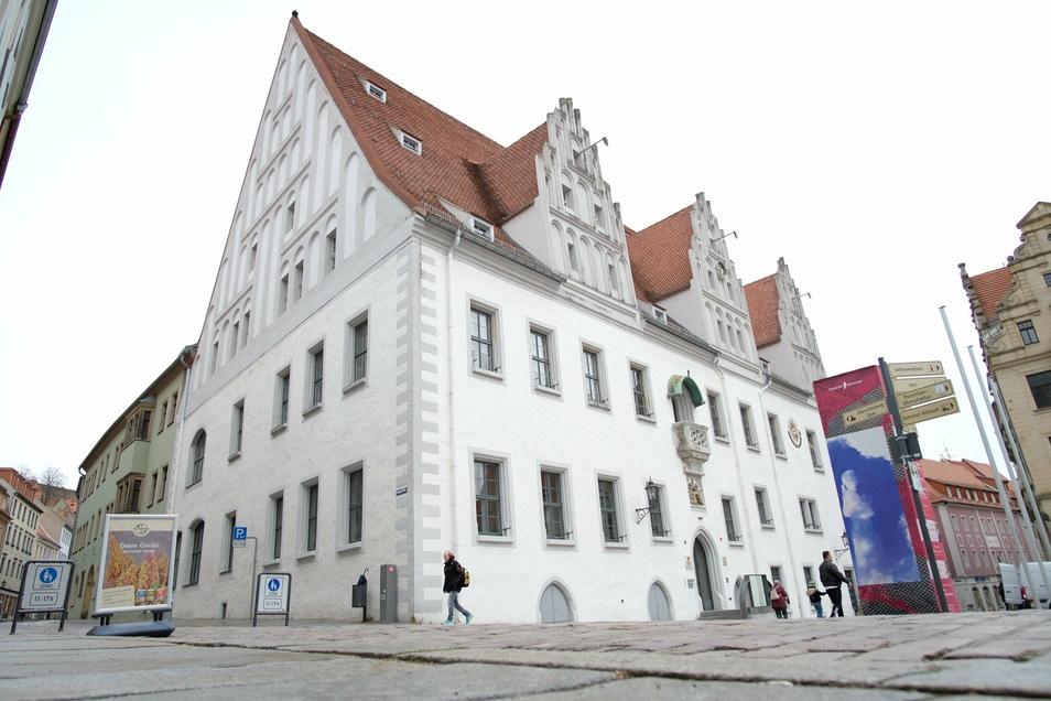 Im historischen Rathaus tritt am 19. Januar der neue Stadtentwicklungsausschuss zu seiner ersten Sitzung zusammen.