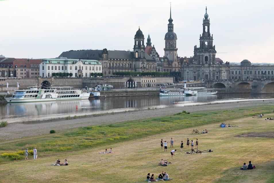 Dresden schrumpft - das erste Mal seit mehr als 20 Jahren.