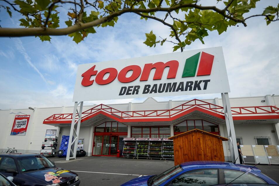 In Görlitz haben der Toom-Markt und Hornbach wieder geöffnet.