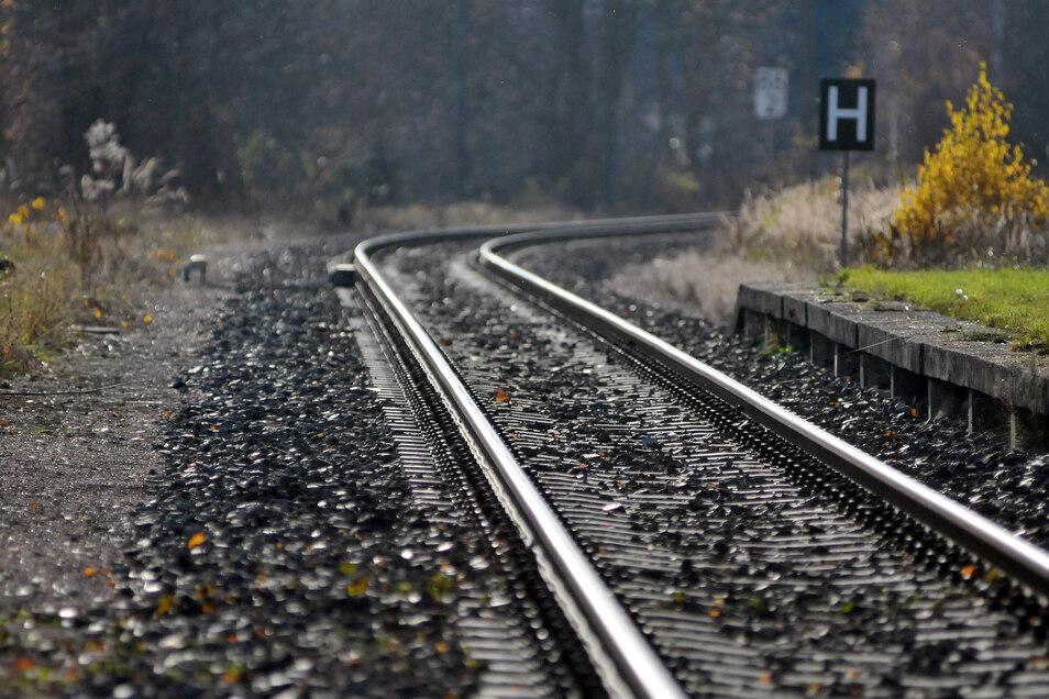 Die Gleise zwischen Meißen und Nossen werden am 18.Mai wieder befahren. Die Grünen haben an diesem Tag Sonderfahrten organisiert.